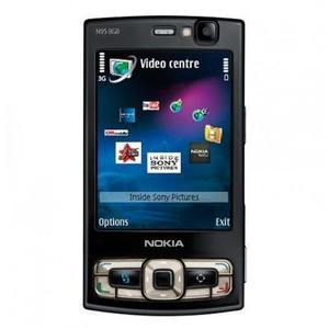 Nokia N95 8go - Noir- Débloqué