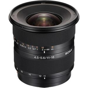 Lens Sony A DT 11-18mm f/4.5-5.6