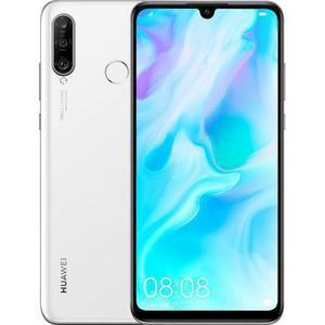 Huawei P30 Lite 128 Gb Dual Sim - Weiß (Pearl White) - Ohne Vertrag