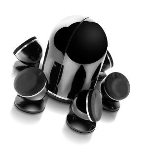 Enceinte   Focal Dome 5.1 noir -
