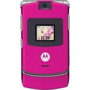 Motorola Razr V3I - Rosa- Ohne Vertrag