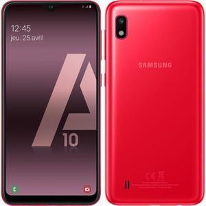 Galaxy A10 32 Go Dual Sim - Rouge - Débloqué