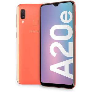 Galaxy A20E 32 Go - Corail - Débloqué
