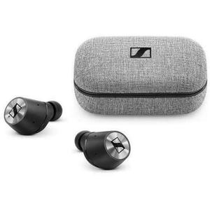 Sennheiser Momentum Noise-Cancelling Bluetooth Earphones - Space grey