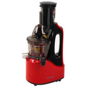 Estrattore di succo con coclea Oursson JM7002/RD - Rosso