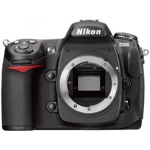 Reflex - Nikon D300 Boitier Nu - Noir