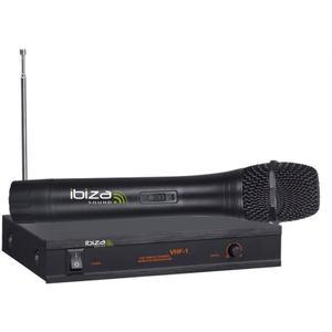 Funkmikrofon Ibiza VHF-1A