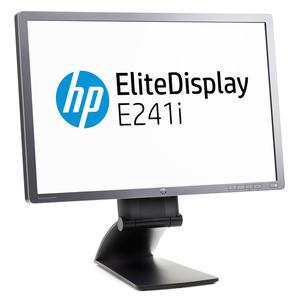 """Monitor 24"""" LED WUXGA HP EliteDisplay E241i"""