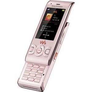 Sony Ericsson W595 - Rose - Débloqué