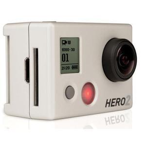 Sportkamera GoPro HD HERO 2 - Weiß