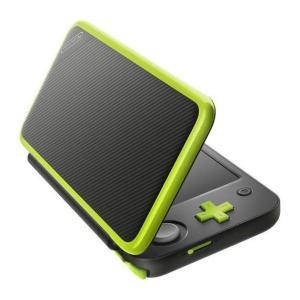 Console Nintendo New 2DS XL 2 Go + Mario Kart 7 - Noir / Vert