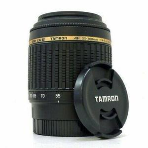 Objetivo Tamron 55-200 mm f / 4-5.6 Di II LD Macro para Canon
