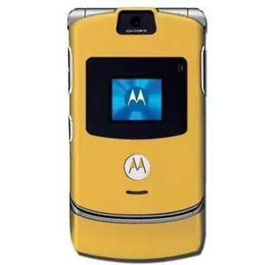 Motorola RAZR V3i Dual Sim - Oro- Libre