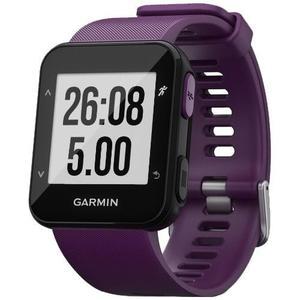 Montre Cardio GPS Garmin Forerunner 30 - Noir/Mauve