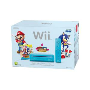Console Nintendo WII + Mario & Sonic AT THE London 2012 Olympic Games