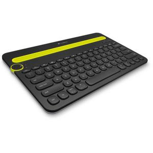 Logitech Tastatur QWERTY Englisch (US) Wireless K480