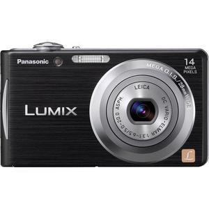 Compact Panasonic Lumix DMC-FS16EG-K - Zwart
