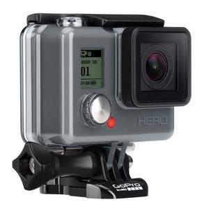 Action Sport-Kamera GoPro Hero HD - Grau