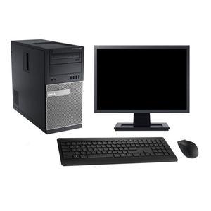 """Dell Optiplex 9020 MT 22"""" Core i3 3,4 GHz - SSD 960 Go - 16 Go"""