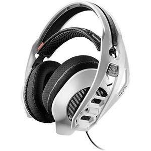 RIG 4VR Redutor de ruído Jogos Auscultador- com microfone - Cinzento/Preto