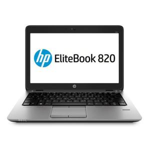 "Hp EliteBook 820 G2 12"" Core i5 2,2 GHz  - SSD 120 GB - 8GB AZERTY - Frans"