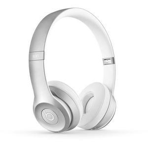 Cascos Reducción de ruido Bluetooth Beats By Dr. Dre Solo 2 Wireless - Plata
