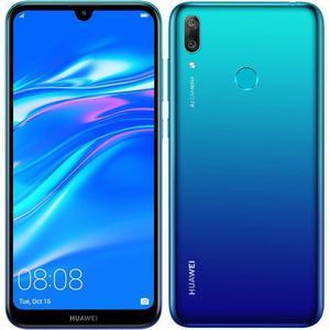 Huawei Y7 (2019) 32 Go Dual Sim - Bleu - Débloqué
