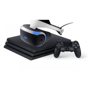 Consola Sony PlayStation 4 Pro 1TB + VR Headset - Negro