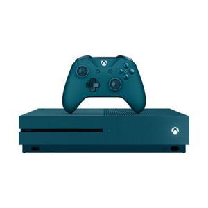 Xbox One S 500 GB Konsole - Blau