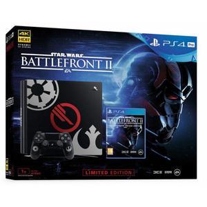 PlayStation 4 Pro - HDD 1 TB - Negro