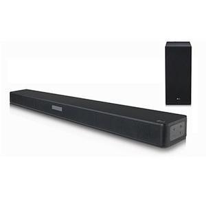 Barra de sonido LG SK5 - Negro