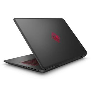 "HP Omen 17-w215nf 17"" Core i5 2,5 GHz  - HDD 1 To - 8GB - NVIDIA GeForce GTX 1050 AZERTY - Frans"
