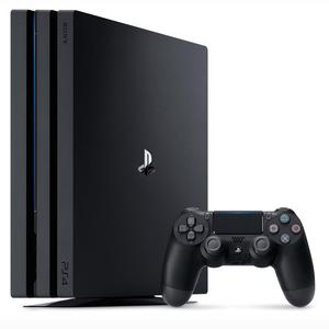 Console Sony PlayStation 4 Pro 1 To + Manette - Noir