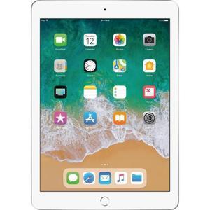 """iPad 9,7"""" 5e generatie (2017) 9,7"""" 128GB - WiFi + 4G - Zilver - Simlockvrij"""