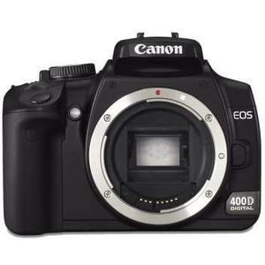 Reflexkamera ohne Objektiv - Gehäuse - Canon EOS 400D - Schwarz