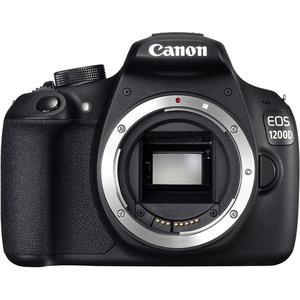 Reflex - Canon EOS 1200D  Boitier nu - Noir