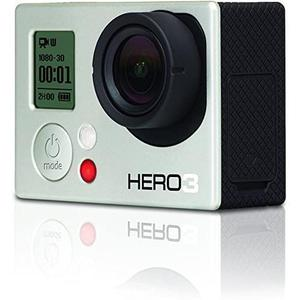 Action Cam GoPro Hero 3 - White Edition