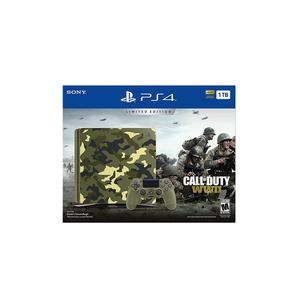 Sony PS4 Slim Edition Call Of Duty World War II