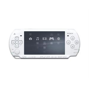 Konsoli Sony PSP 3000 Slim & Lite 8GB - Valkoinen