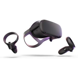 Casque de réalité virtuelle Oculus Quest - 64 GB - Noir