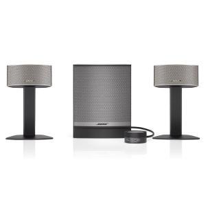 Lautsprecher Bose Companion 50 - Schwarz/Grau