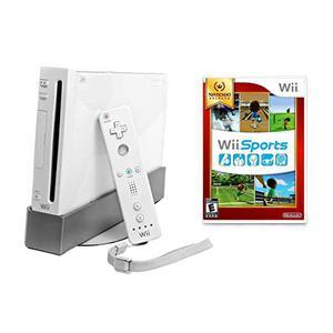 Nintendo Wii - HDD 512 GB - Weiß