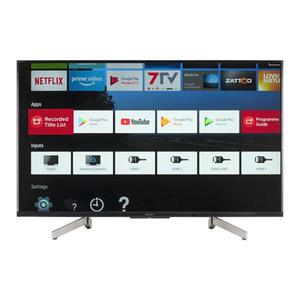 SMART TV LCD Ultra HD 4K 109 cm Sony KD43XG8305