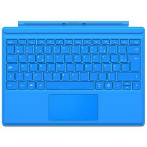 Clavier Microsoft AZERTY Français Surface Pro Type Cover M1725