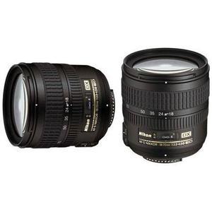 Lens Nikon AF-S Nikkor 18-70 mm f/3.5-4.5G ED-IF