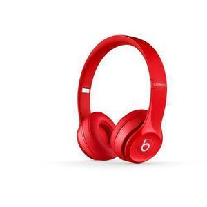 Casque Réducteur de Bruit     Beats By Dr. Dre Solo 2 wireless - Rouge