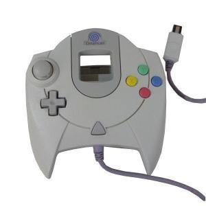 Manette Sega dreamcast - Gris