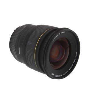 Objectief Sigma F 24-70mm f/2.8