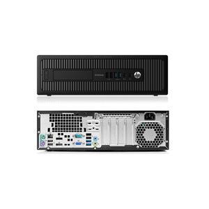 HP EliteDesk 800 G1 SFF Core i5-4570 3,2 - HDD 2 tb - 8GB