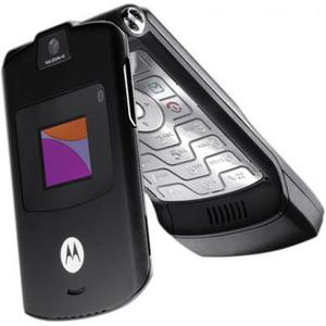 Motorola RAZR V3I - Schwarz- Ohne Vertrag